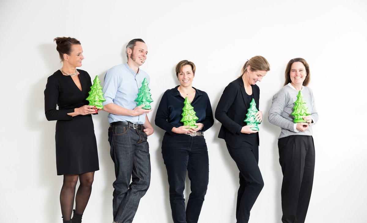 Treebroker Weihnachtsgrüße